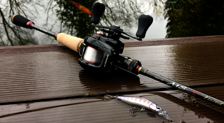 Major Craft MSX Limited MLC-67L/BF + DUO Realis Rozante 63SP